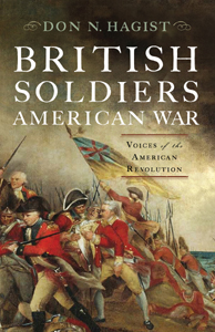 Don Hagist - British Soldiers, American War Book