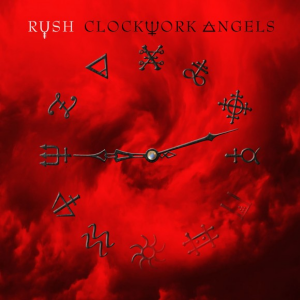 Rush Clockwork Angels Cover Art
