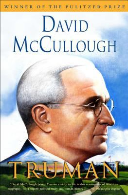 Truman by David McCullough Book Image