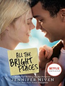 All The Bright Places Book Jacket