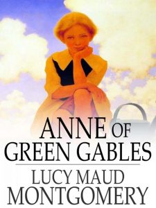 Anne of Green Gables Book Jacket