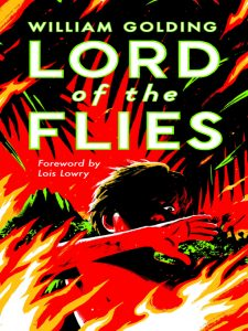 Lord of the Flies Book Jacket