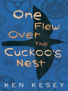 One Flew Over the Cuckoo's Nest Book Jacket