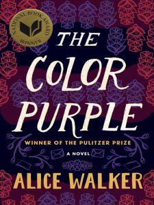 The Color Purple Book Jacket