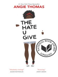 The Hate U Give Book Jacket