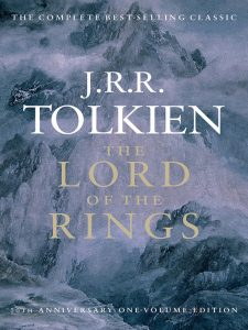 The Lord of the Rings Book Jacket