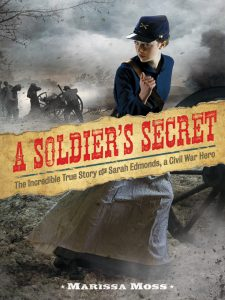A Soldier's Secret Book Jacket