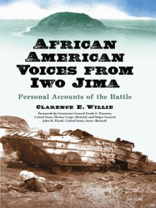 African American Voices from Iwo Jima Book Jacket