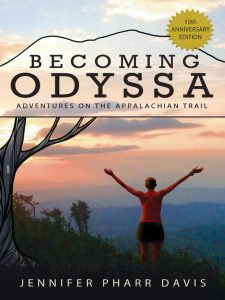 Becoming Odyssa Book Jacket