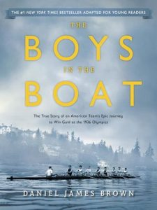 The Boys in the Boat Book Jacket