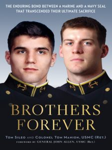 Brothers Forever Book Jacket