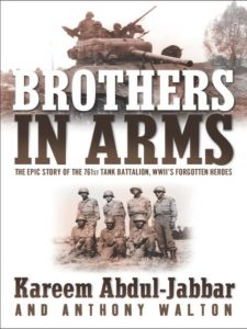 Brothers in Arms Book Jacket