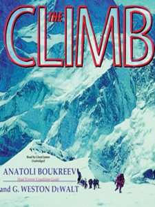 The Climb Book Jacket