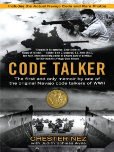 Code Talker Book Jacket