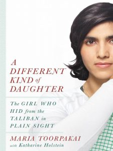A Different Kind of Daughter Book Jacket