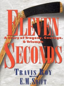 Eleven Seconds Book Jacket