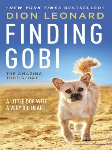 Finding Gobi Book Jacket