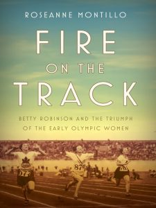 Fire on the Track Book Jacket