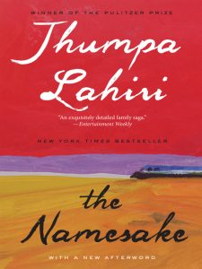 The Namesake Book Jacket