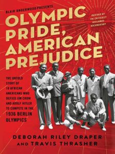 Olympic Pride, American Prejudice Book Jacket