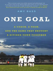 One Goal Book Jacket