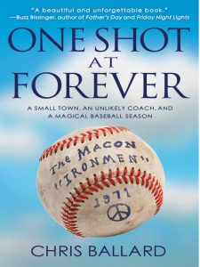 One Shot at Forever Book Jacket