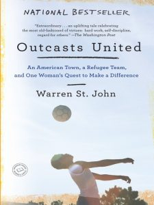Outcasts United Book Jacket