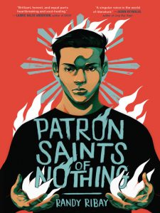 Patron Saints of Nothing Book Jacket