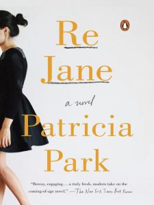 Re Jane Book Jacket