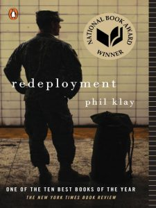 Redeployment Book Jacket