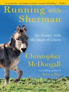 Running with Sherman Book Jacket