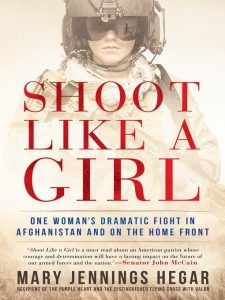 Shoot Like a Girl Book Jacket