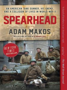 Spearhead Book Jacket