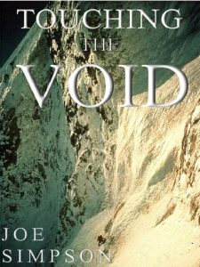 Touching the Void Book Jacket
