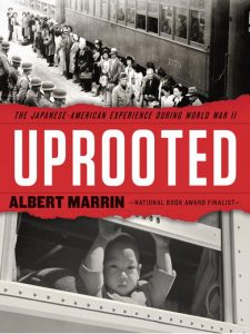 Uprooted Book Jacket