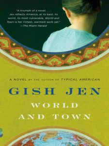 World and Town Book Jacket