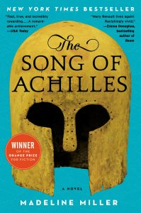 Song of Achilles Book Jacket