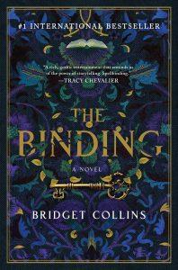 The Binding Book Jacket