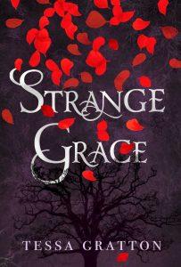 Strange Grace Book Jacket