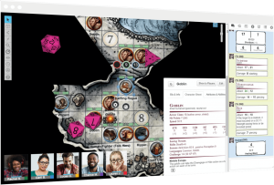 Dungeons and Dragons Roll20