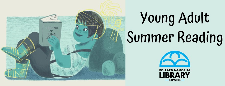 YA Summer Reading Logo