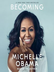 Becoming Michelle Obama Book Jacket