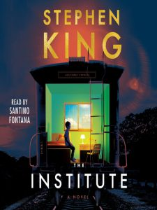 The Institute Book Jacket
