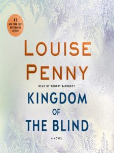Kingdom of the Blind Book Jacket