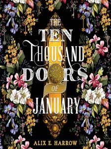 Ten Thousand Doors of January Book Jacket