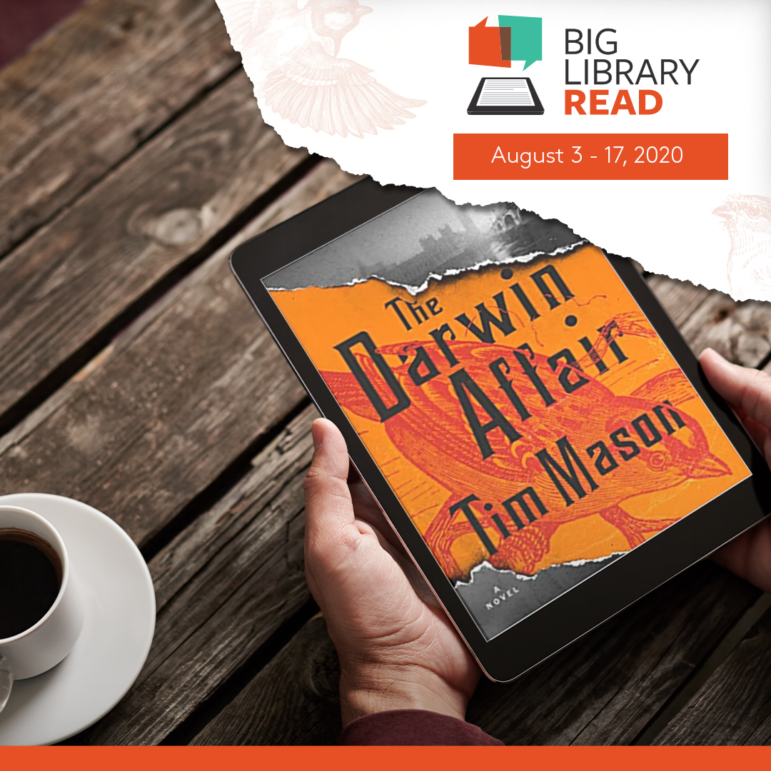 The Big Library Read - The Darwin Affair