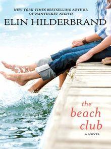The Beach Club Book Jacket