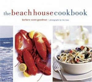 The Beach House Cookbook Book Jacket