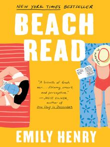Beach Read Book Jacket
