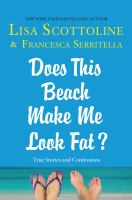 Does This Beach Make Me Look Fat? book jacket